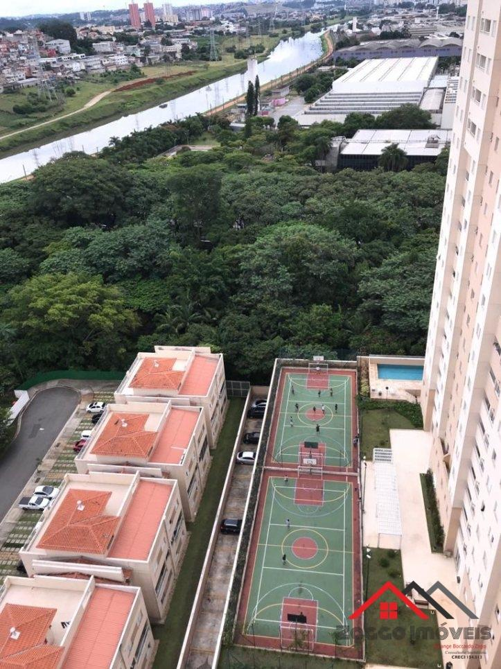 Vendo!!! Apto lindo 3 dorms 73m² Interlagos